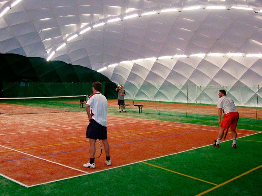 Sportcentrum v Teplicích